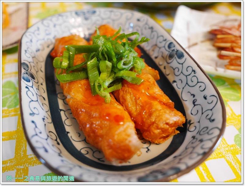 花蓮無菜單料理.美食.兩津農莊食堂.烤魚.桶仔雞.image005