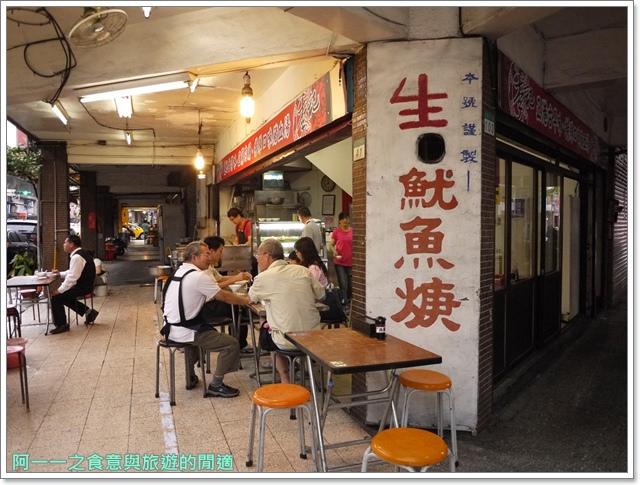 西門町美食李記宜蘭肉焿特殊口味豬血湯image007