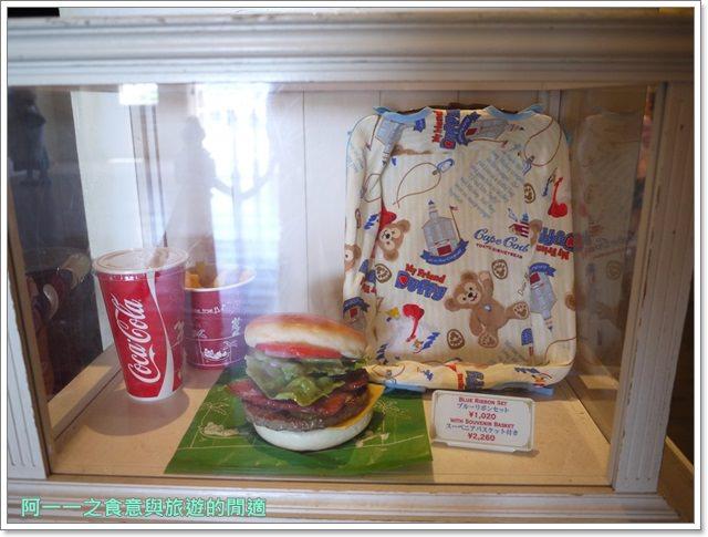 東京迪士尼海洋美食duffy達菲熊午餐秀gelatoniimage033