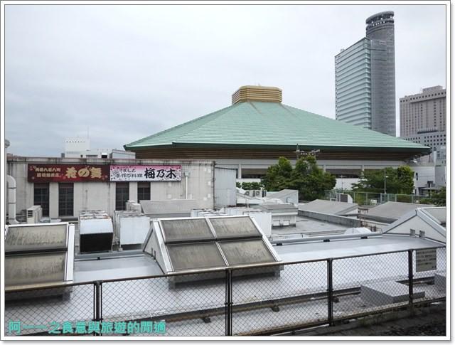 日本東京自助景點江戶東京博物館兩國image001