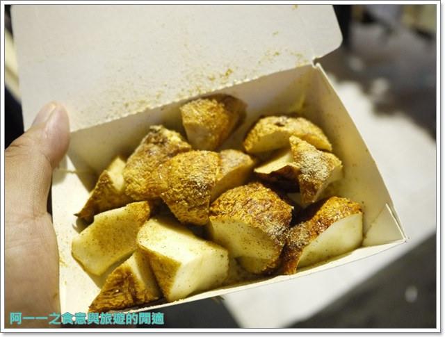 士林夜市美食小吃干貝燒丁香旗魚串爆漿杏鮑菇image019