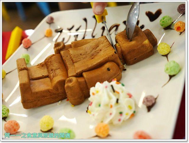 樂高積木主題餐廳中和環球lego親子甜點披薩image038