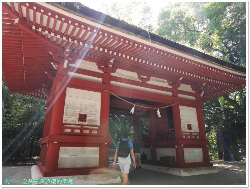 日本岡山旅遊.吉備津神社.桃太郎.迴廊.image038