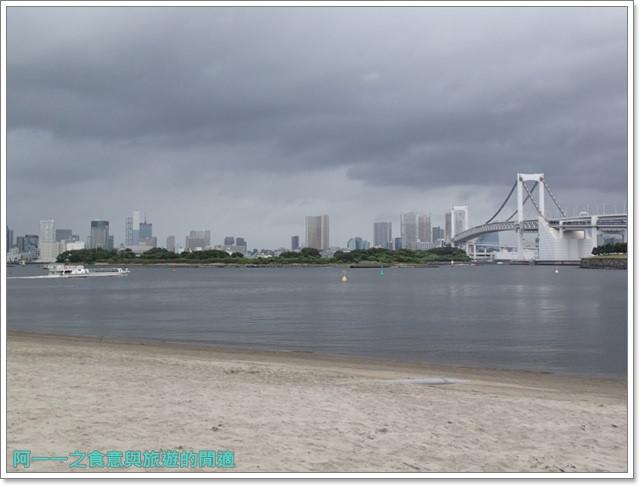 東京景點御台場海濱公園自由女神像彩虹橋水上巴士image012
