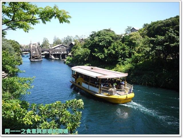 東京迪士尼海洋 Tokyo DisneySea 阿一一image031