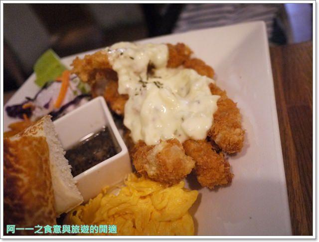 新北新店捷運大坪林站美食漢堡早午餐框框美式餐廳image020