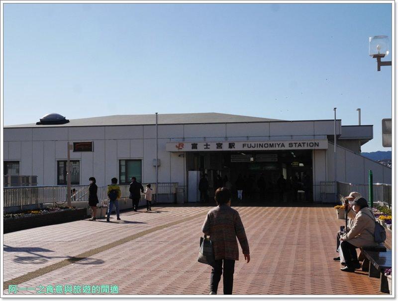 靜岡旅遊景點.富士山本宮淺間大社.湧玉池.長屋門.image013