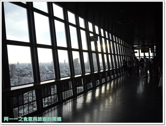 日本東京旅遊東京鐵塔芝公園夕陽tokyo towerimage014