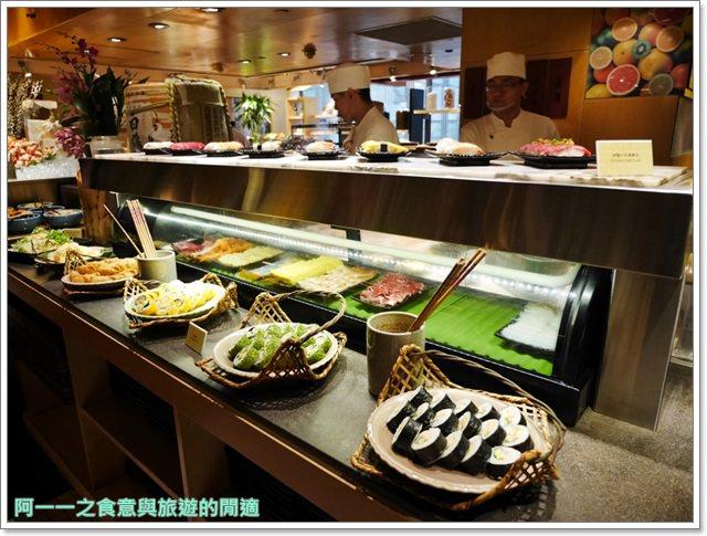 捷運台北101站美食君悅酒店彩日本料理buffet吃到飽image014