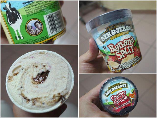 帛琉吃門道 Ben & Jerry's冰淇淋~阿一一帛琉藍色海洋之旅