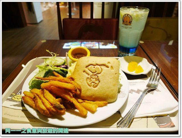 新竹美食.史努比.大遠百.查理布朗咖啡館.早午餐.聚餐image027