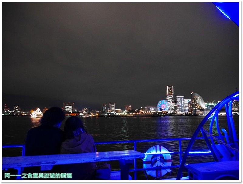 橫濱港夜景.veltra.東京旅遊.觀光船.日劇.浪漫image048