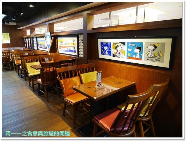 新竹美食.史努比.大遠百.查理布朗咖啡館.早午餐.聚餐image015