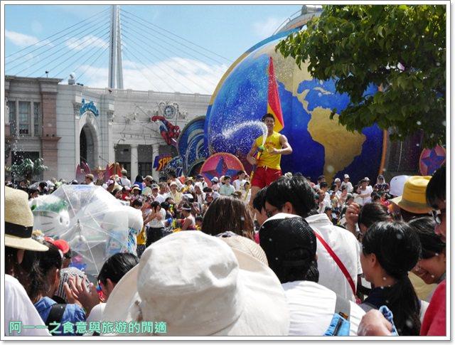 大阪日本環球影城USJ小小兵樂園惡靈古堡航海王關西自助image078