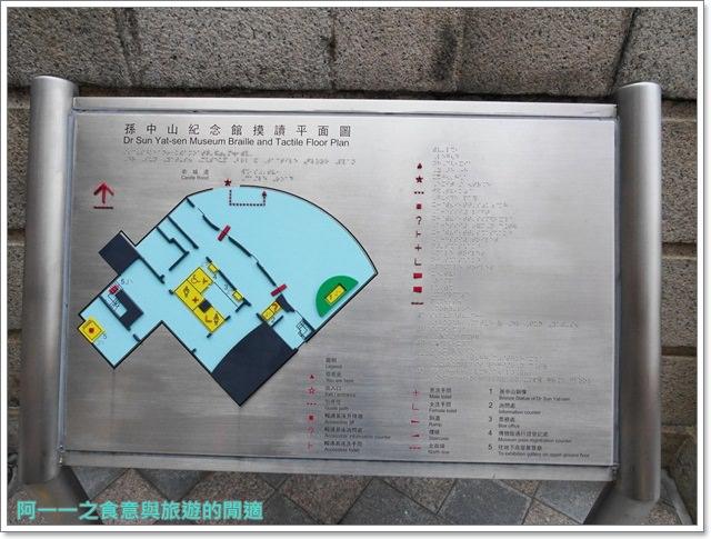 香港中環景點孫中山紀念館古蹟國父博物館image030