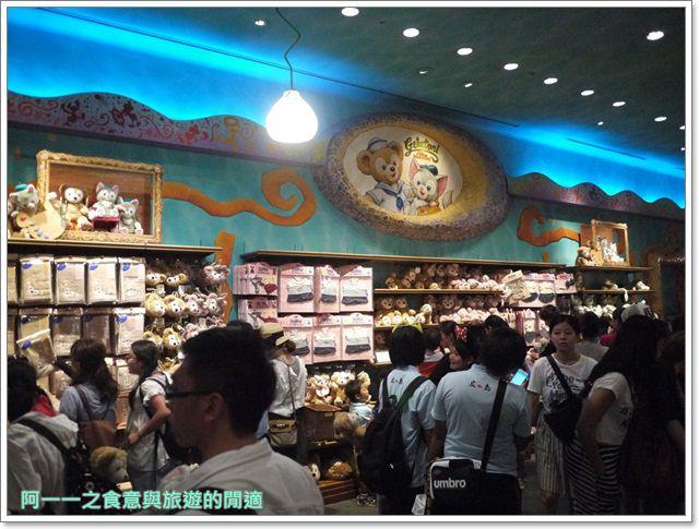 東京迪士尼海洋美食duffy達菲熊午餐秀gelatoniimage011