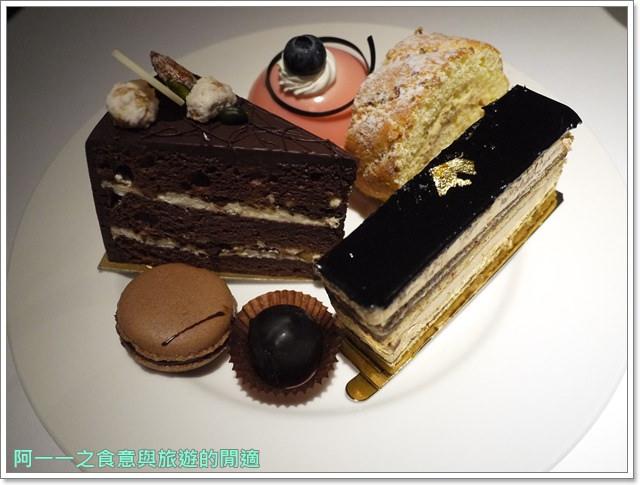台北下午茶吃到飽蛋糕歐華酒店image071