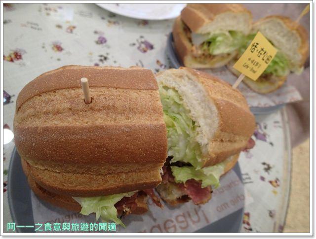 在心田麵包吐司三芝小豬美食下午茶甜點北海岸小旅行image029