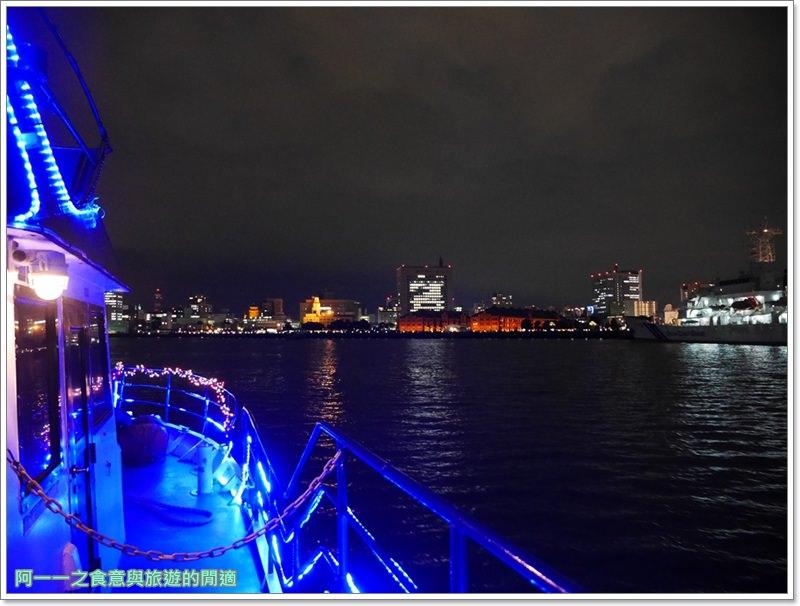 橫濱港夜景.veltra.東京旅遊.觀光船.日劇.浪漫image020