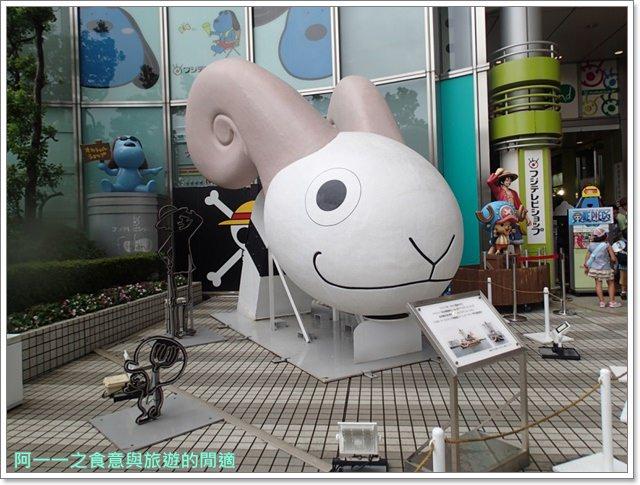 日本東京台場美食海賊王航海王baratie香吉士海上餐廳image002