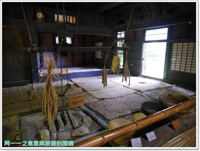 大阪親子景點.日本民家集落博物館.服步綠地.古蹟.老屋image049