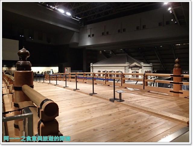 日本東京自助景點江戶東京博物館兩國image013