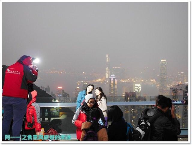 香港旅遊太平山夜景山頂纜車聖約翰座堂凌霄閣摩天台山頂廣場image075