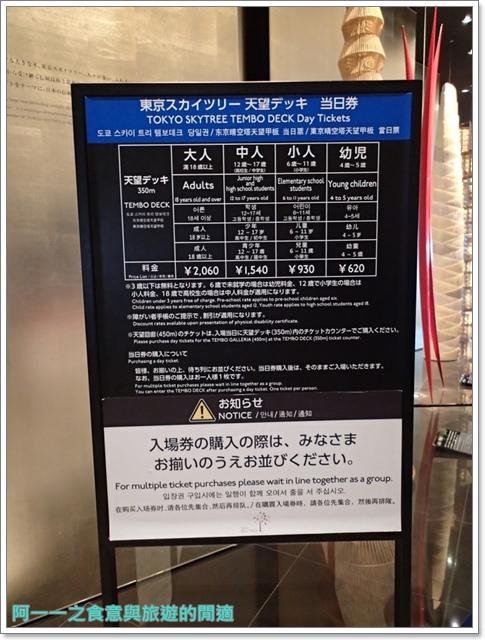 晴空塔天空樹日本東京自助旅遊淺草吾妻橋image030
