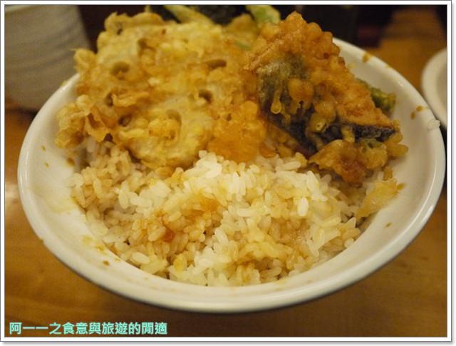 日本自助旅遊東京新橋美食天丼あきばimage014