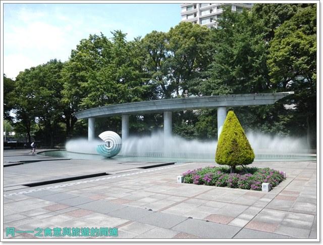 日本東京旅遊自助皇居外苑二重橋櫻田門和田倉噴水公園image055