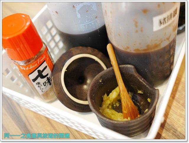 捷運中山捷運站美食食屋重次郎巨無霸咖哩飯雪花烏龍麵日式料理丼飯定食image013
