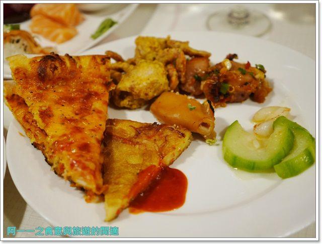 台北車站美食凱撒大飯店checkers自助餐廳吃到飽螃蟹馬卡龍image071