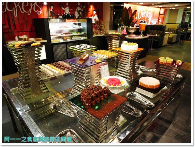 台北車站美食凱撒大飯店checkers自助餐廳吃到飽螃蟹馬卡龍image027
