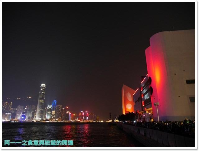 香港維多利亞港燈光秀星光大道幻彩詠香江夜景image025