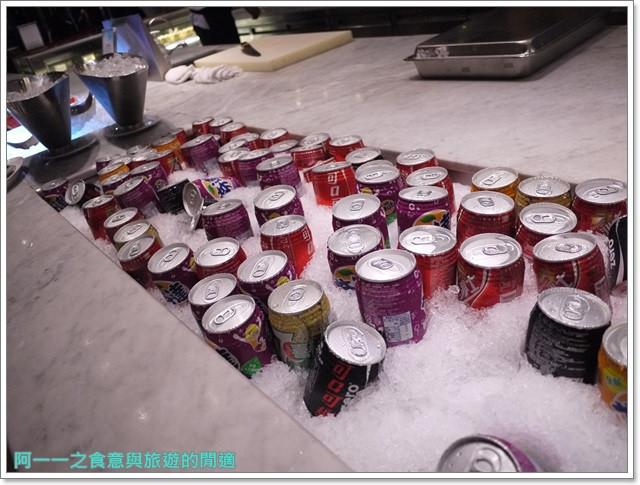 捷運世貿台北101美食饗食天堂吃到飽buffet海鮮螃蟹image041