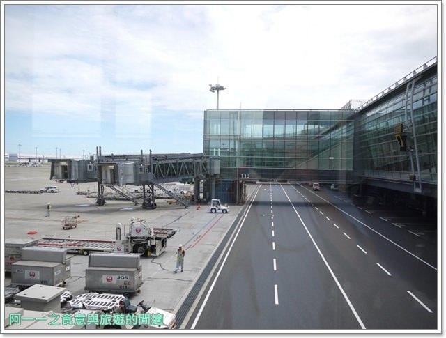 日本東京自助松山機場貴賓室羽田空港日航飛機餐image051