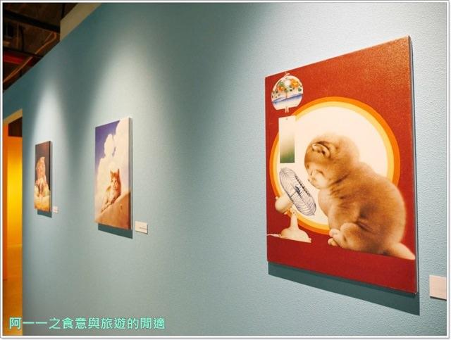 村松誠插畫展.科教館.台北展覽.活動特展.狗.貓咪.療癒image020