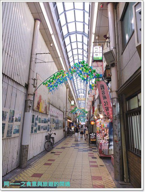 大阪通天閣美食.八重勝炸串.醬汁.小吃.新世界image006