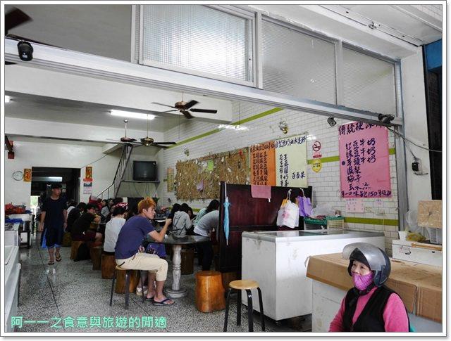 花蓮旅遊壽豐美食豐春冰果店甘蔗冰老店阿一一image005