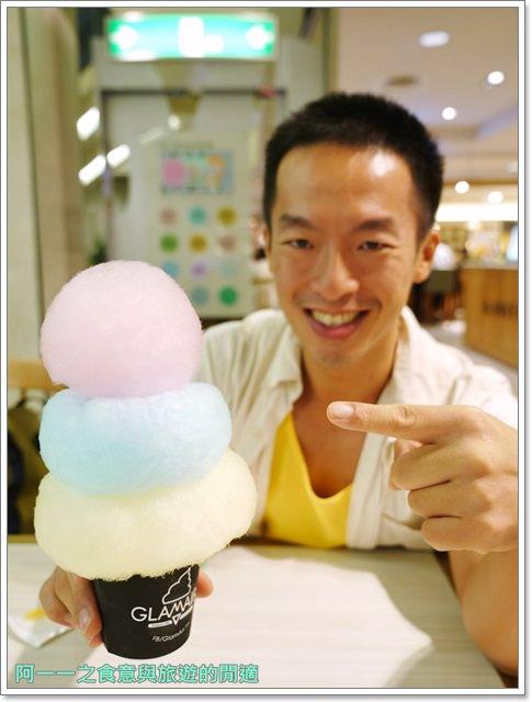 台中新光三越美食glamair彩虹棉花糖冰淇淋韓國首爾image010