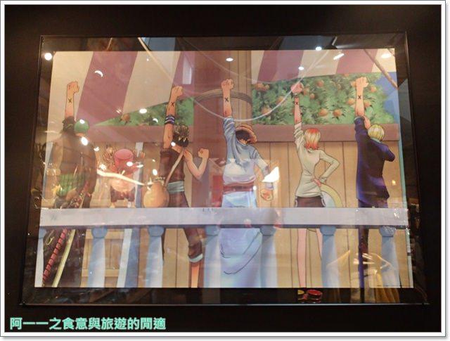 日本東京台場美食海賊王航海王baratie香吉士海上餐廳image051