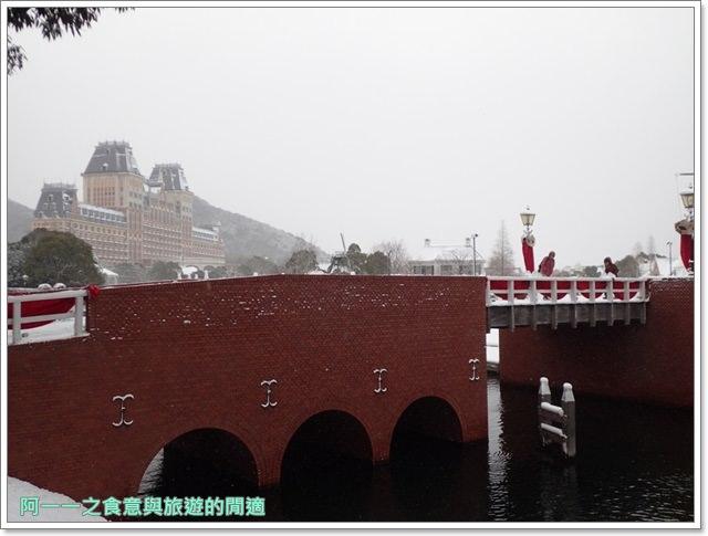 九州旅遊.豪斯登堡.光之王國.雪.日本.主題樂園image016