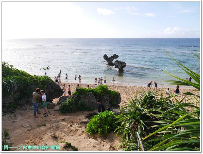 沖繩旅遊.古宇利島.心型礁岩.芒果冰.image001