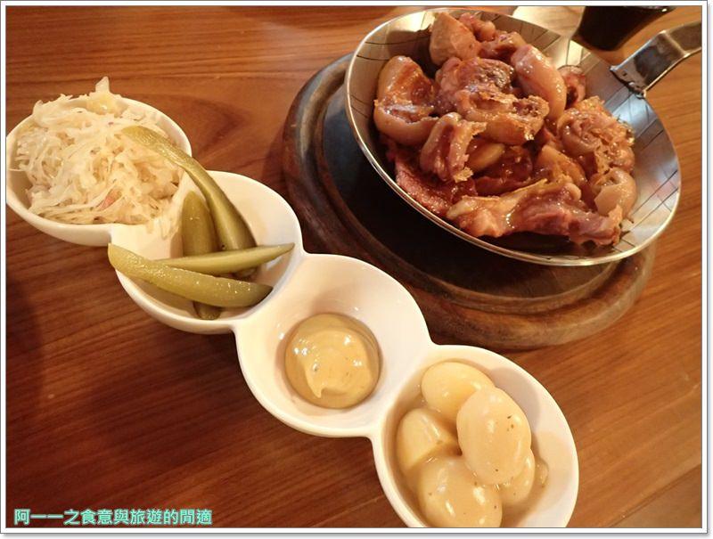 三芝德國豬腳.煙燻小棧.北海岸美食.聚餐.PA061175