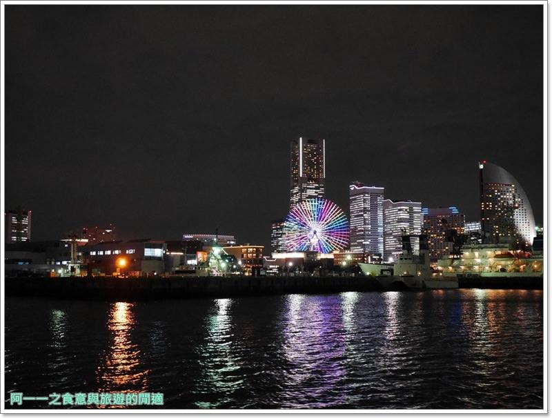 橫濱港夜景.veltra.東京旅遊.觀光船.日劇.浪漫image024