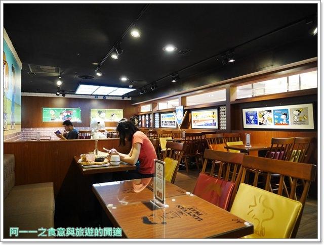 新竹美食.史努比.大遠百.查理布朗咖啡館.早午餐.聚餐image013