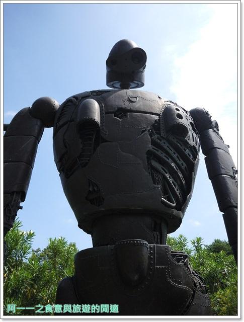 三鷹之森吉卜力宮崎駿美術館日本東京自助旅遊image032