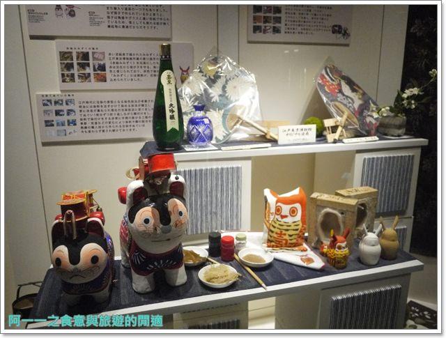 日本東京自助景點江戶東京博物館兩國image090