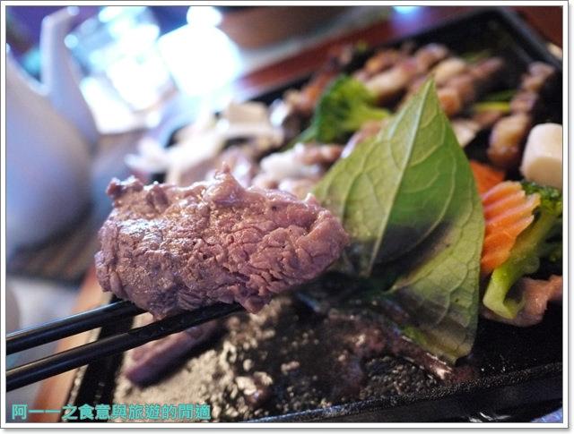 苗栗泰安美食山吻泉咖啡原住民風味餐岩燒image026