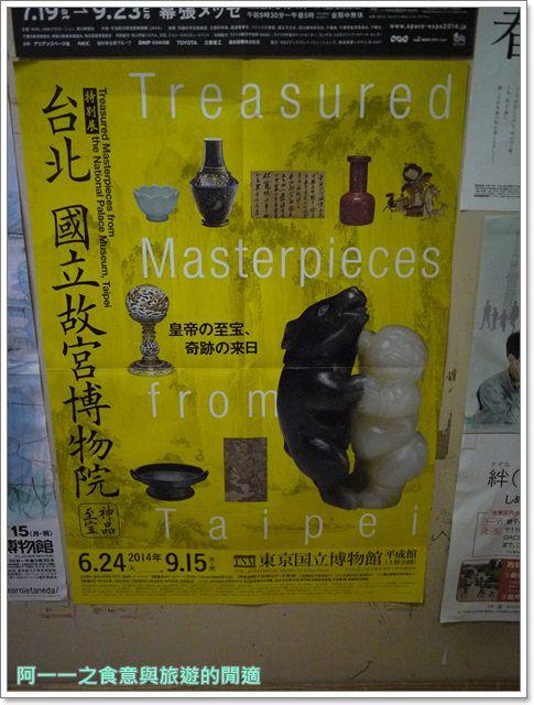 東京自助旅遊上野公園不忍池下町風俗資料館image006